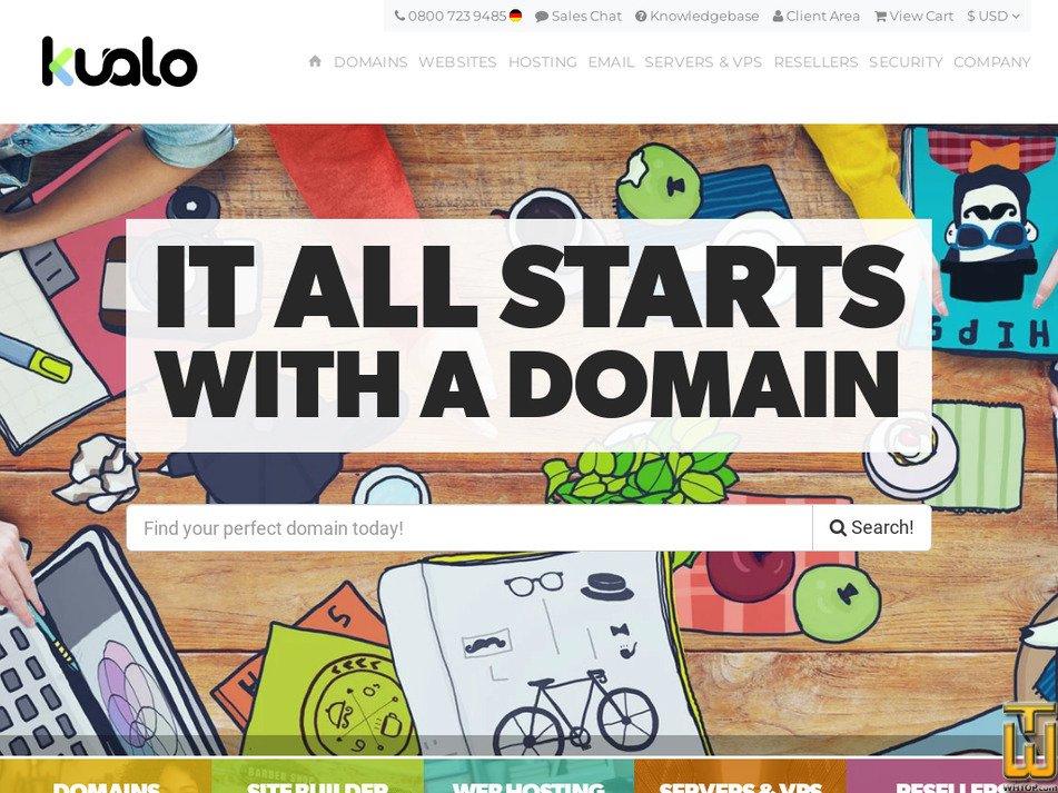 Kualo Review 2021. kualo.com good host in United Kingdom?