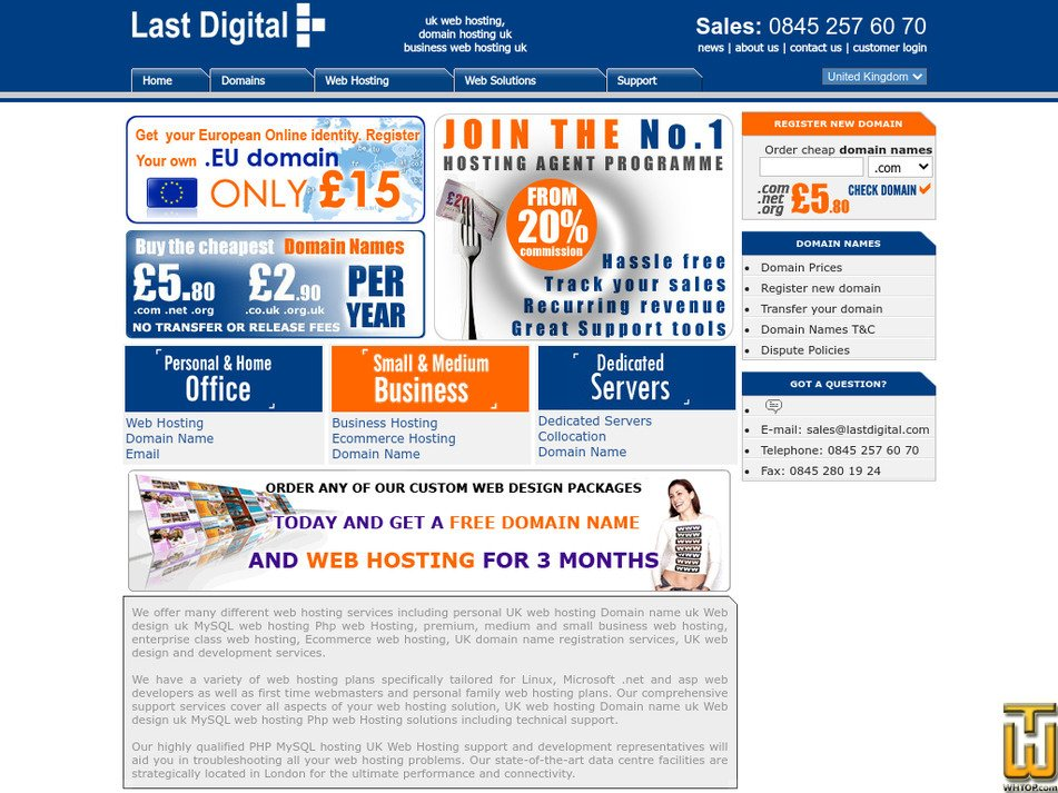lastdigital.com Screenshot