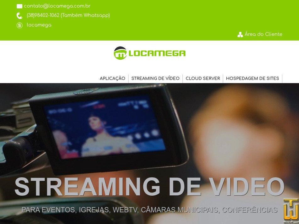 locamega.com.br Screenshot