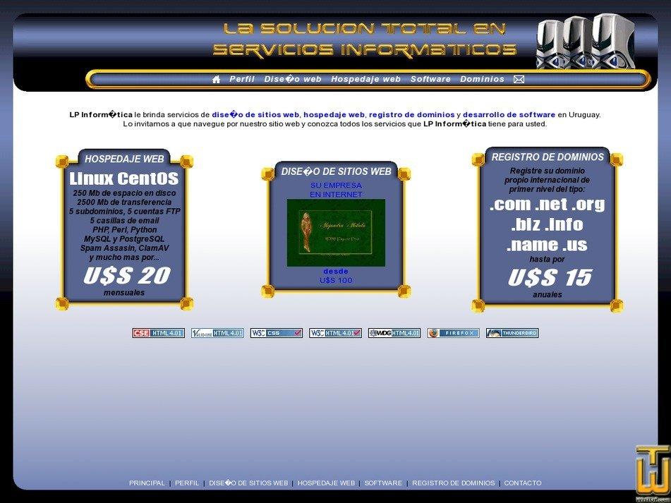 lpin.net Screenshot