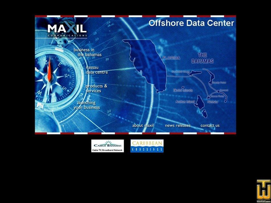 maxil.com Screenshot