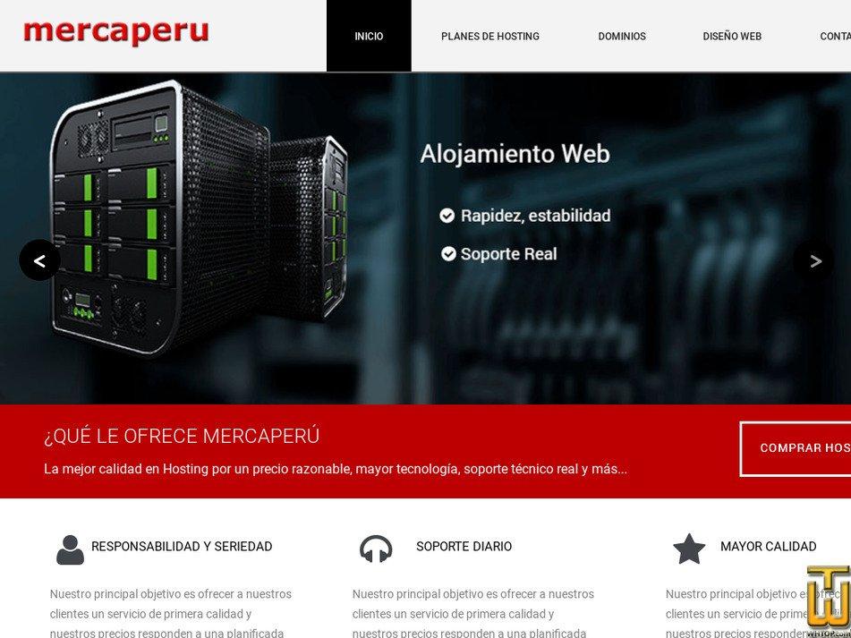 mercaperu.com Screenshot