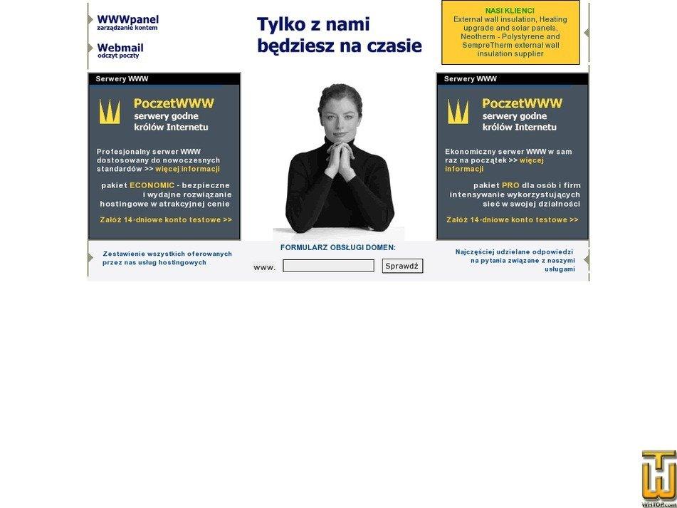 naczasie.pl Screenshot