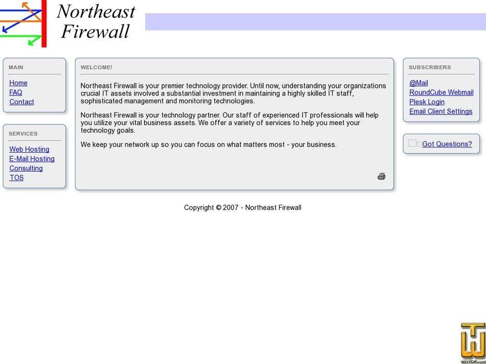 nefw.net Screenshot