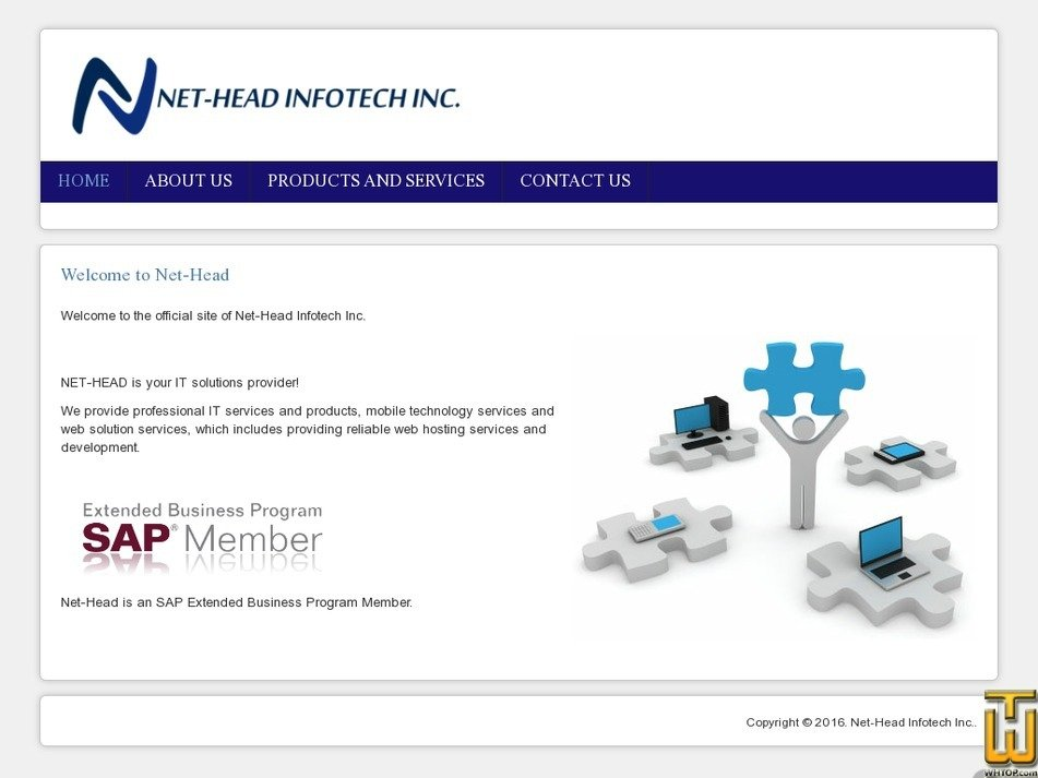 net-head.net Screenshot