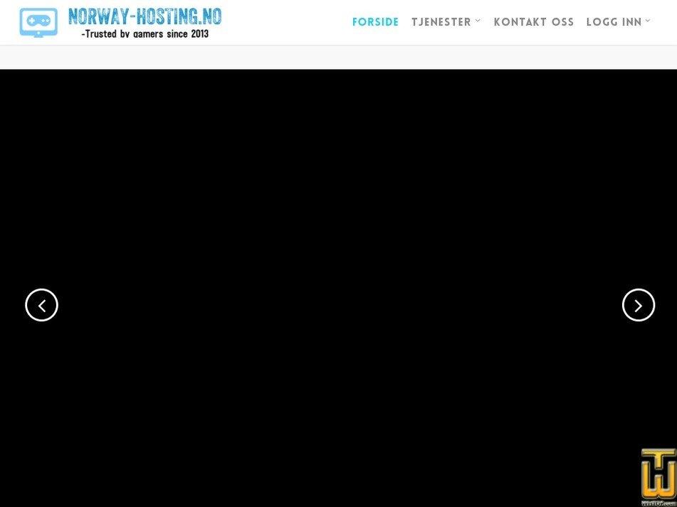 norway-hosting.no screenshot