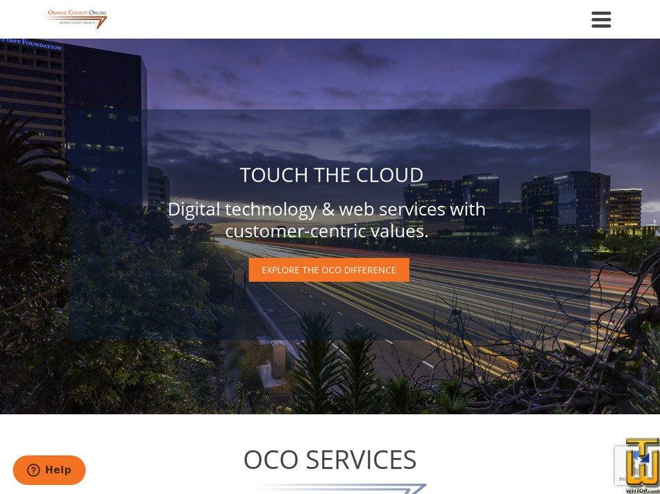 oco.net Screenshot