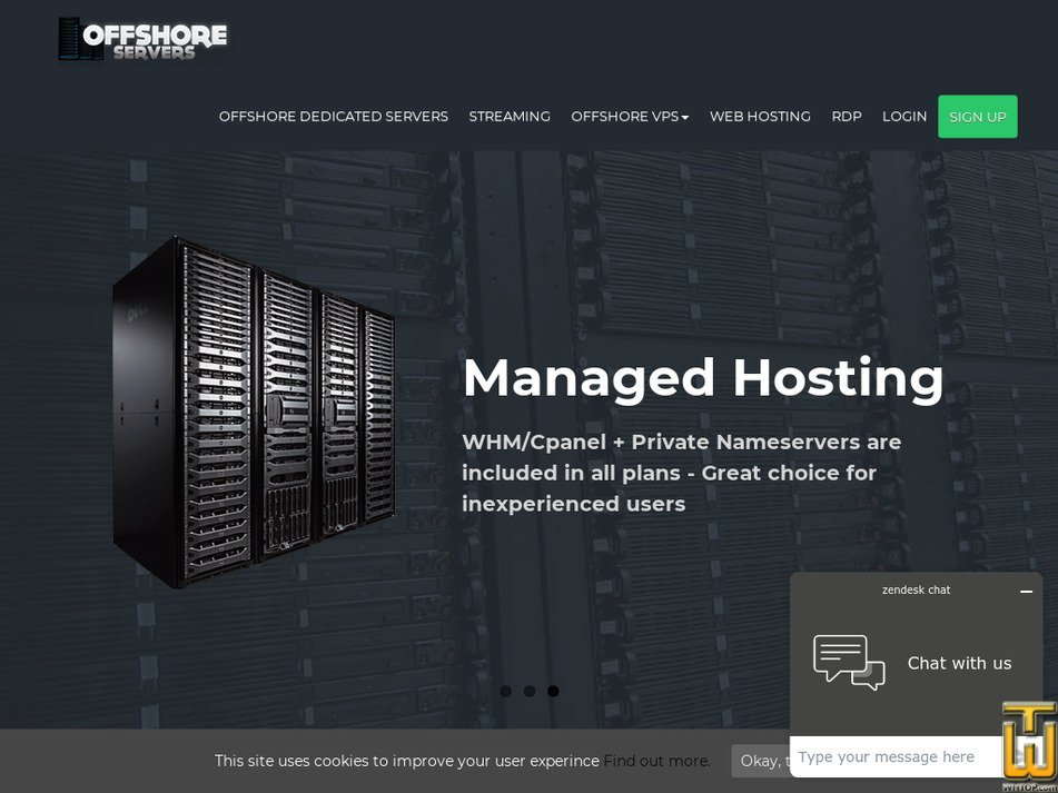 Offshore-Servers Review 2019  offshore-servers com good host?