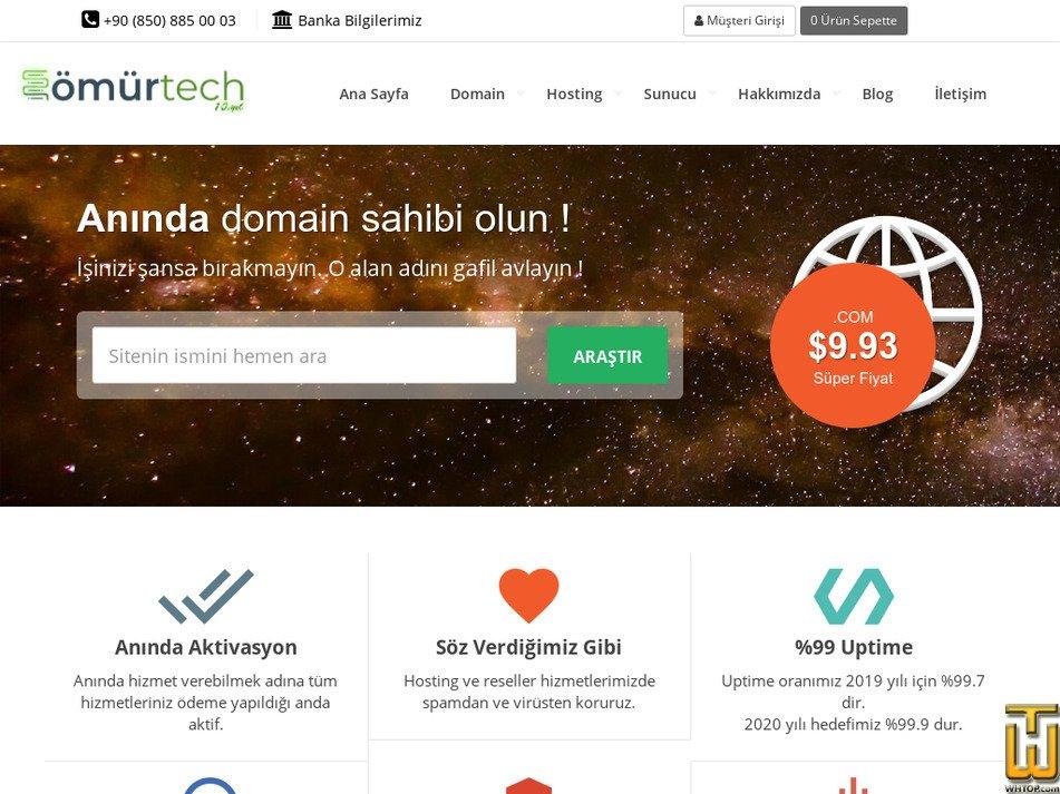 omurtech.com screenshot