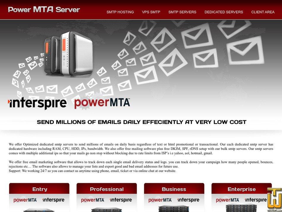 PowerMTAServers Review 2019  powermtaservers com good webhost?