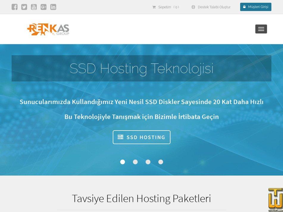renkas.net Screenshot