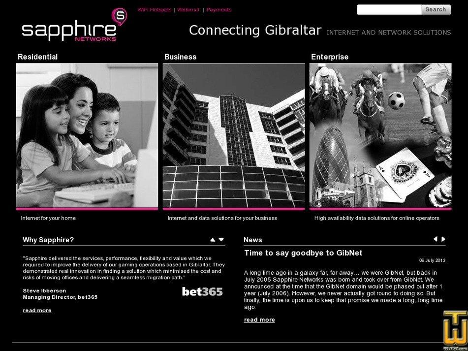 sapphire.gi screenshot