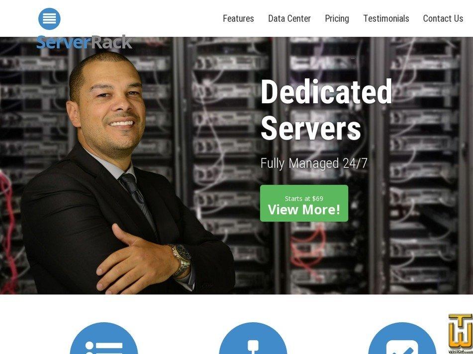 serverrack.ca Screenshot