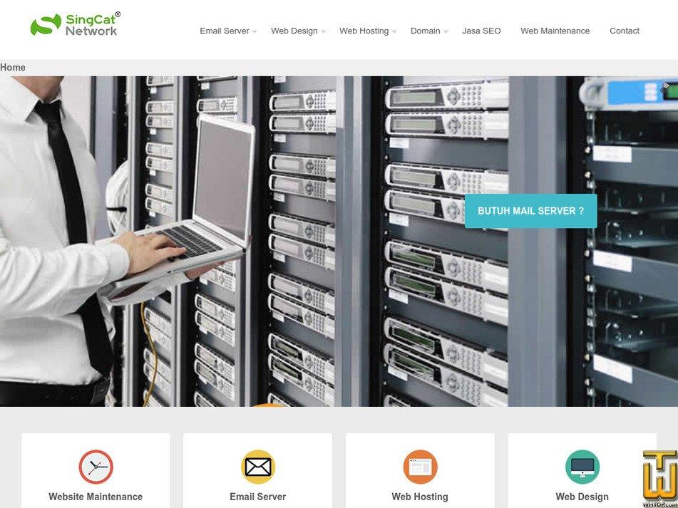 singcat.com screenshot