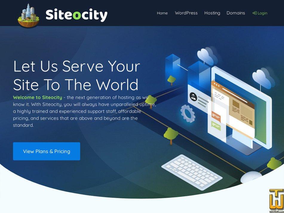 siteocity.com Screenshot