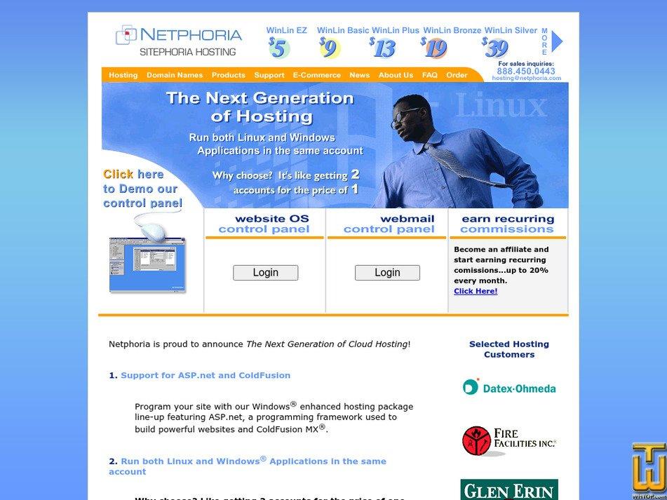 sitephoria.com Screenshot