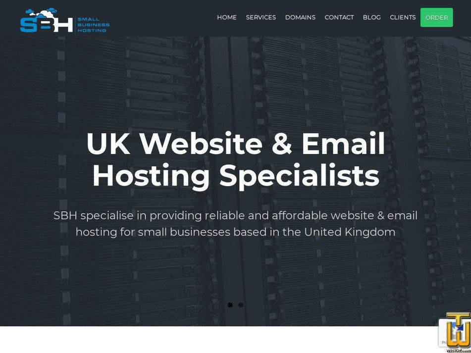 smallbusiness.host Screenshot