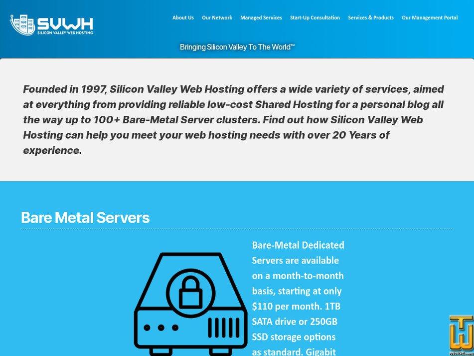 svwh.net Screenshot