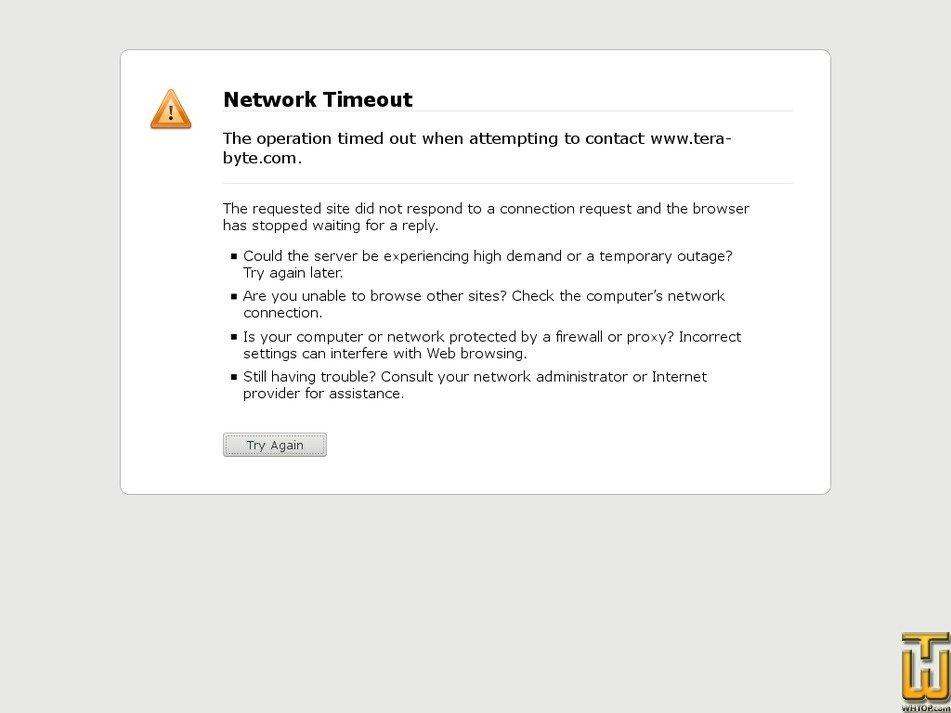 tera-byte.com Screenshot