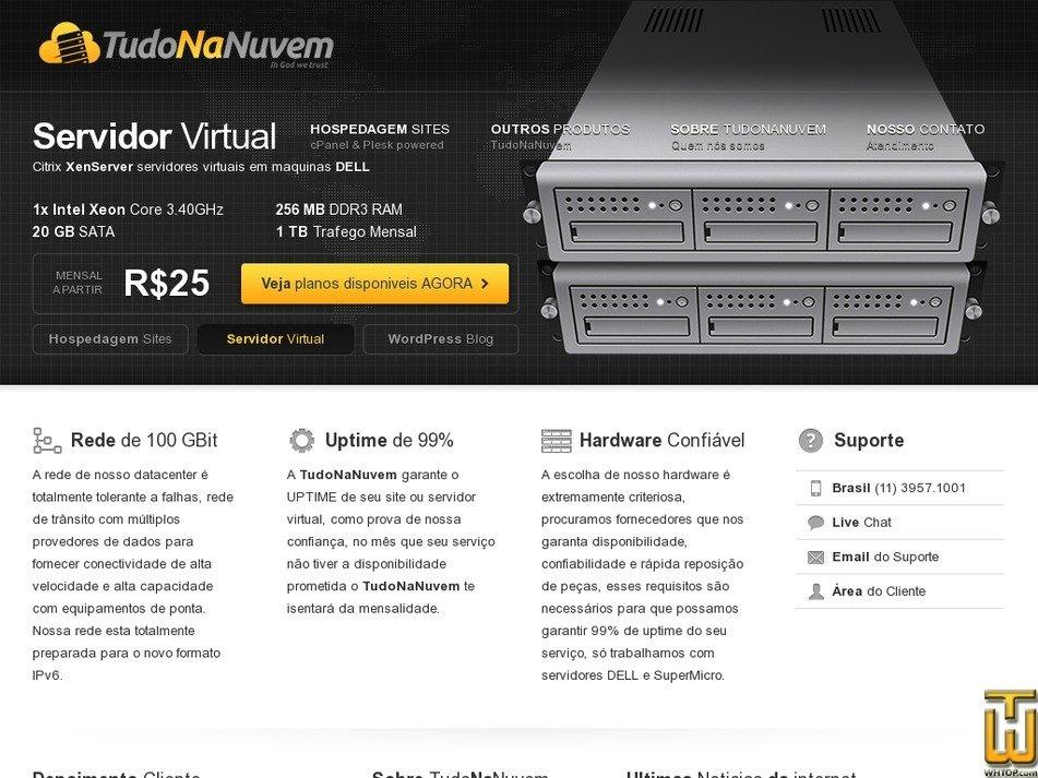 totalweb.com.br Screenshot