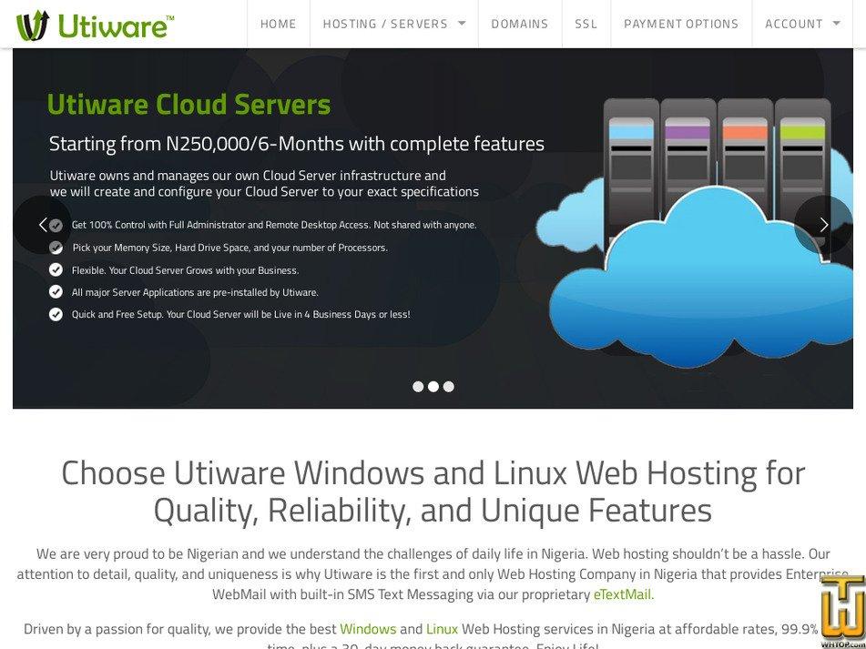 utiware.net Screenshot