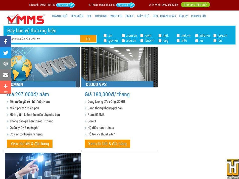 vmms.vn screenshot