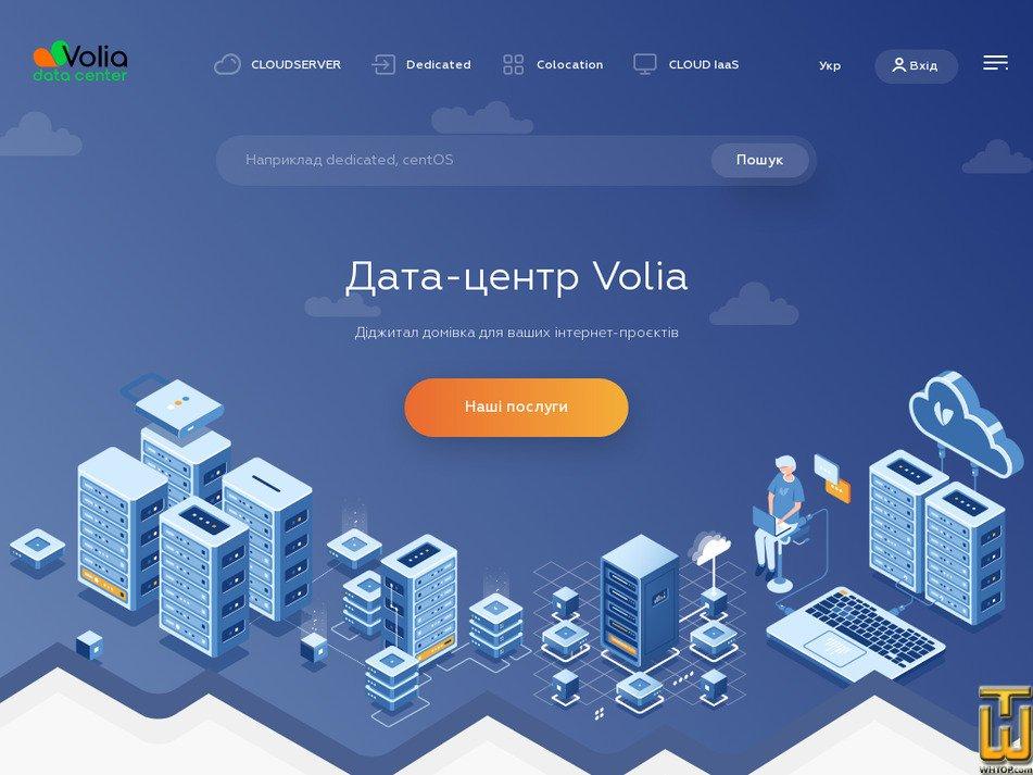 volia.com screenshot