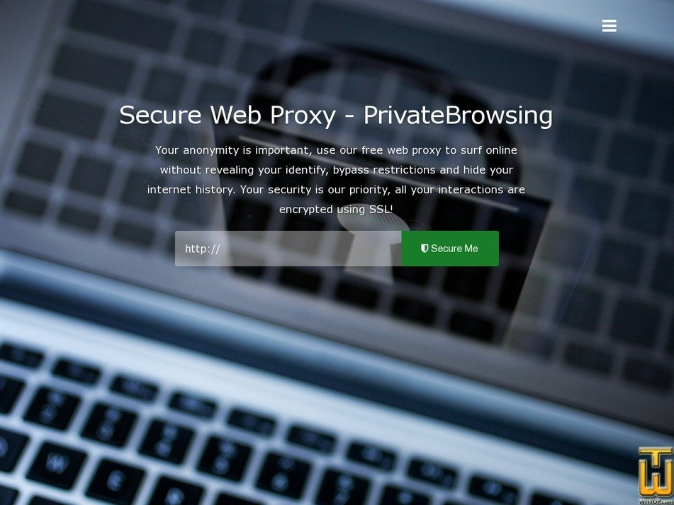 web-hosting-service.org screenshot