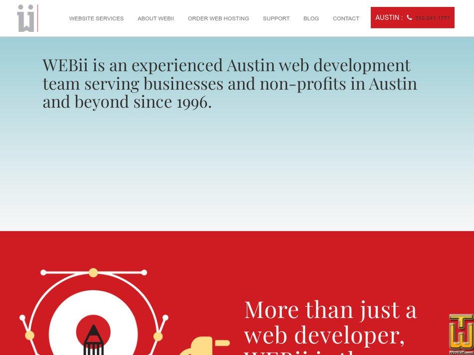 webii.net Screenshot