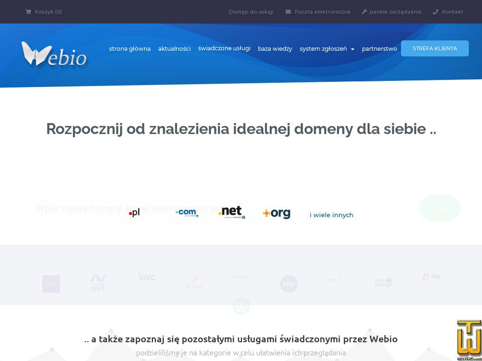 webio.pl Screenshot