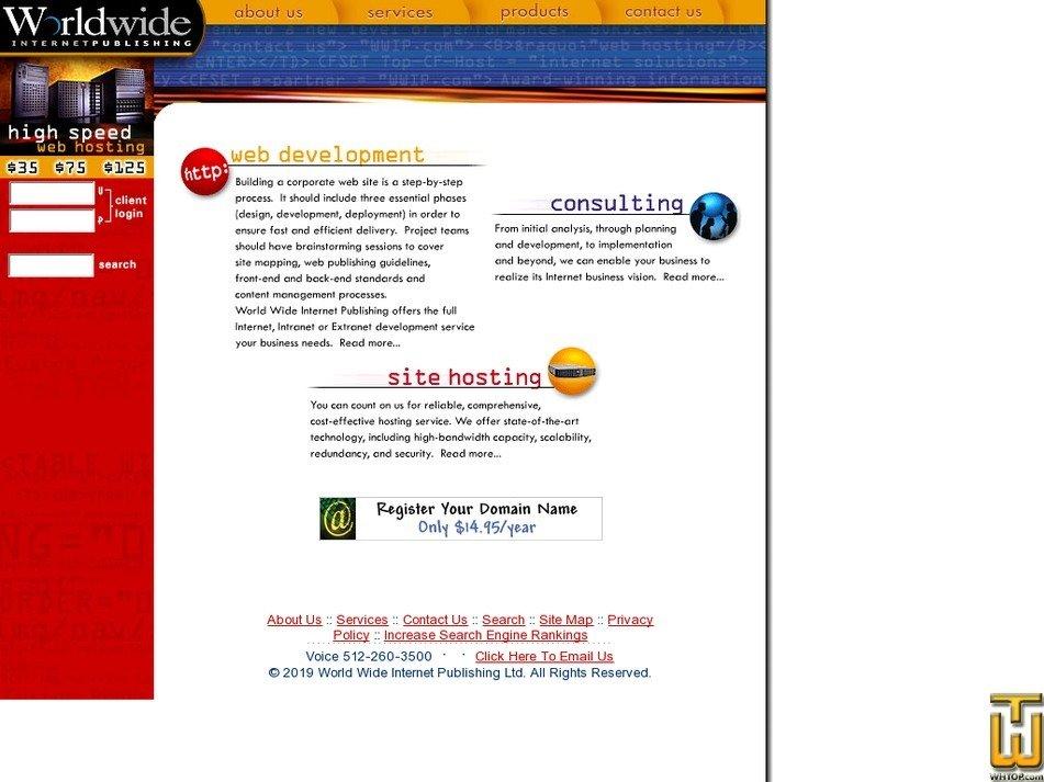 wwip.com Screenshot