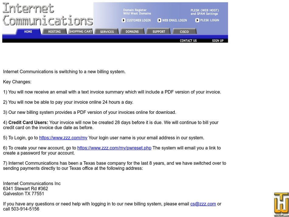 zzz.com Screenshot