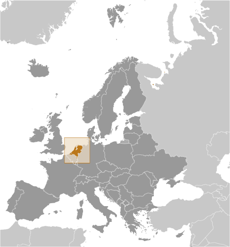 NL country location