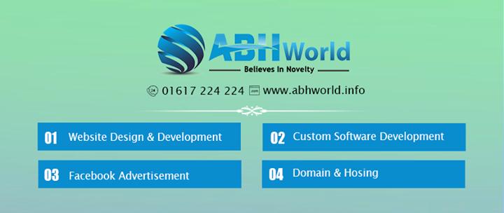 abhworld.com Cover