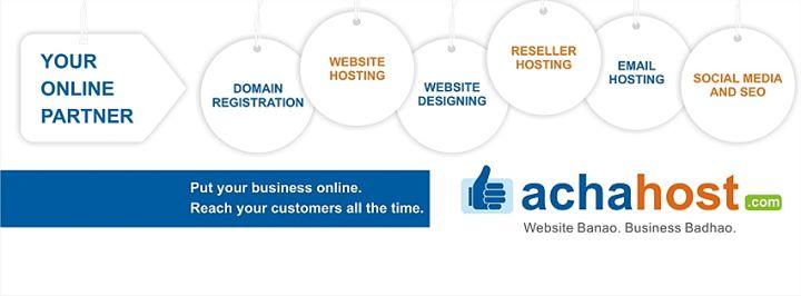 achahost.com Cover