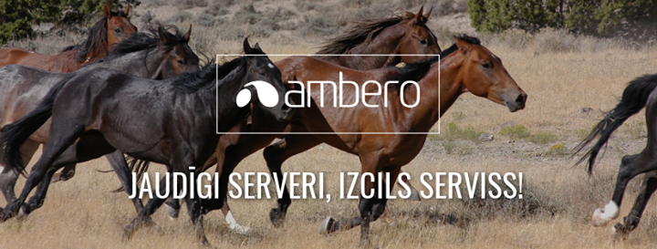 ambero.lv Cover
