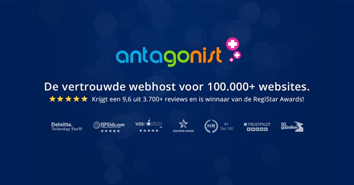 antagonist.nl Cover