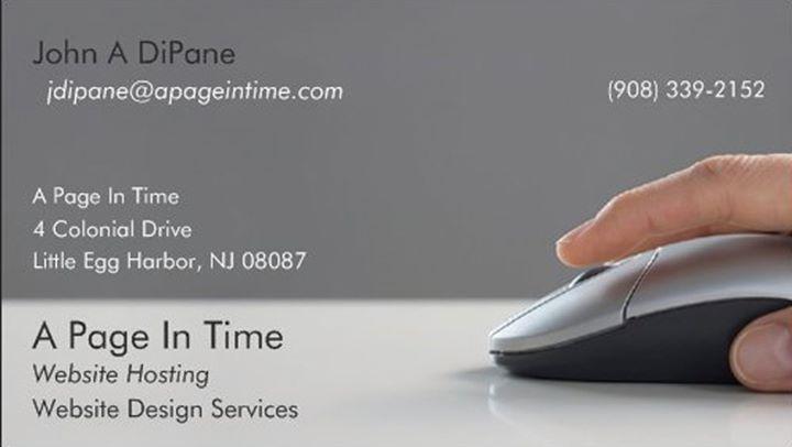 apageintime.com Cover