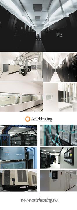artehosting.com.mx Cover