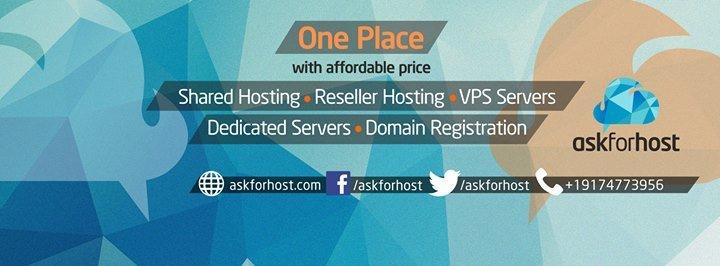 askforhost.com Cover