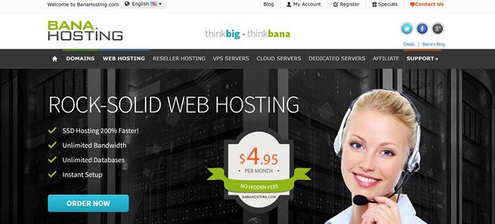banahosting.com Cover