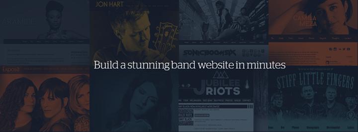 bandzoogle.com Cover
