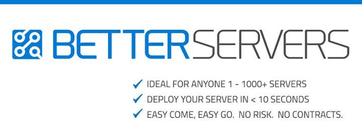 betterservers.com Cover