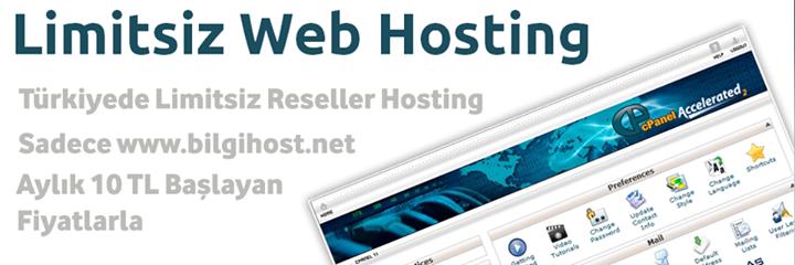 bilgihost.net Cover
