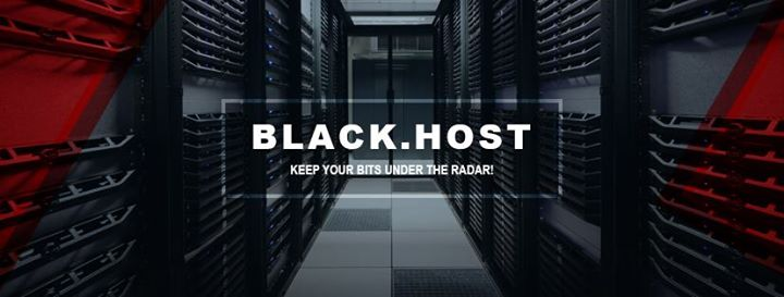 black.host Cover