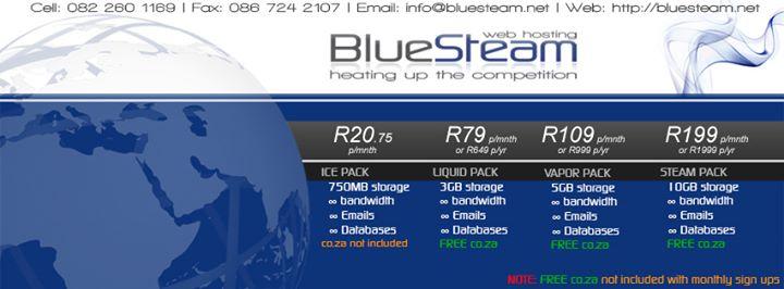 bluesteam.net Cover