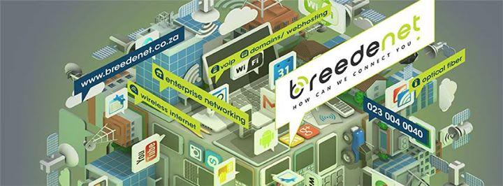 breede.co.za Cover
