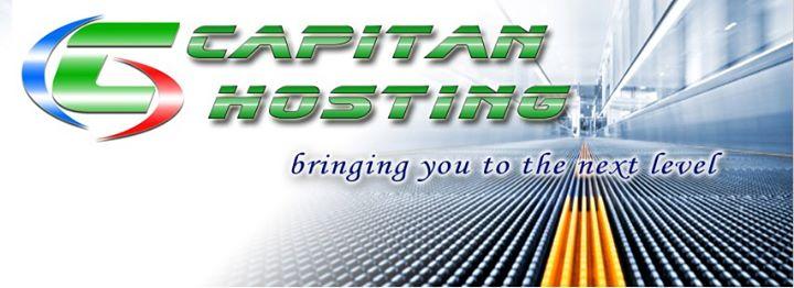 capitanhosting.com Cover
