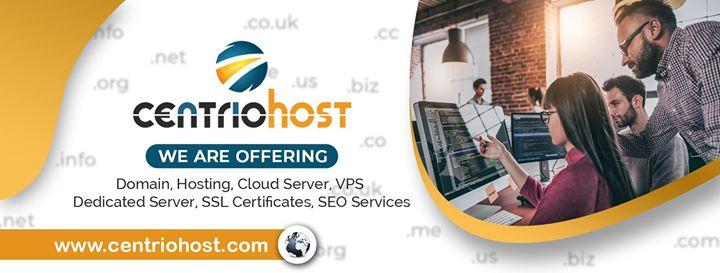 centriohost.com Cover