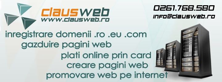 clausweb.ro Cover